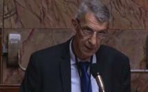 Le député Michel Castellani met en garde le gouvernement contre sa politique à l'égard de la Corse