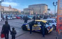 Une deuxième journée chargée pour le Rallye du pays ajaccien