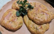 A Table : La recette des galettes de pois cassés de Françoise