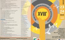 Rencontres généalogiques de Maugio : Corsica Genealugia présente