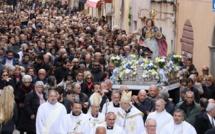A Madonuccia a réuni des milliers de personnes ce 18 mars à Ajaccio