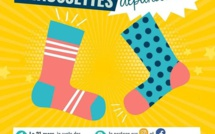 Trisomie 21. Pour changer le regard, jeudi, tous en chaussettes dépareillées !