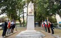 Ajaccio a rendu hommage au héros Fred Scamaroni
