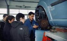 Le CFA 2A a mis à l'honneur les métiers de l'automobile
