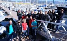 Bateau en feu au port Tino-Rossi  : Un exercice grandeur nature pour les étudiants du DU GPPE
