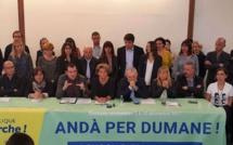 Macron en Corse : LREM Corse - Andà Per Dumane appelle au dialogue