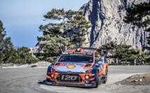 62e Corsica Linea Tour de Corse : Evans vire en tête à l'issue de la première étape