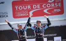 Corsica Linéa WRC : Thierry Neuville au terme d'un ultime coup de théâtre