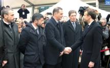 Macron : Malvenue chez nous