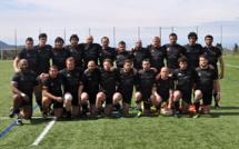 Vainqueur du RC Ollioules, le  CRAB XV Lumio s'ouvre les portes de la finale en 3ème série
