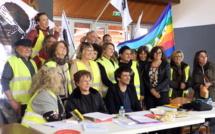 Ponte-Leccia : Gilets jaunes sans haine ni violences