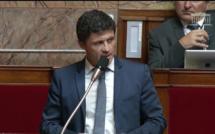Assemblée nationale : Le député Jean-Félix Acquaviva dénonce la politique recentralisatrice du gouvernement