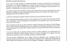"""FCPE2A : """"Filière bilingue, seul le choix des parents doit être retenu"""""""