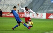 Piégé par Grenoble (1-2), l'ACA glisse dangereusement