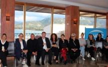Une soirée avec les femmes chefs d'entreprises dans le cadre du Ladies Open Calvi - Eaux de Zilia