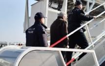 Ajaccio : En cavale depuis 2009 Luigi Bestetti a été extradé vers l'Italie ce vendredi