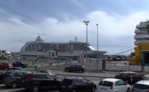 Bastia : La saison des croisières est lancée