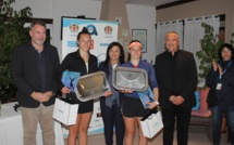 Ladies Open Calvi - Eaux de Zilia : le sacre de la paire Cascino-Lechelia