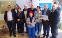 Associu Ghjuvan Francescu : 40 000 € à l'institut Paoli-Calmettes