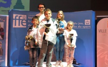 3 Corses champions de France et le Corsica Chess Club N°1 des clubs !