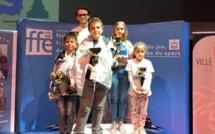 3 Corses champions de France et le Corsica Chess Club N°1 des clubs !