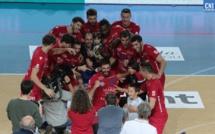 Volley : Le GFCA décroche son ticket pour les demi-finales