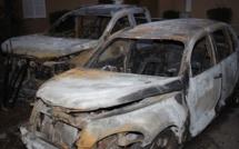 Le véhicule d'Evelyne Thomas incendié à L'Ile-Rousse !