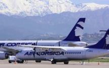 """Préavis de grève du SNPNC : """"l'ensemble de nos clients seront transportés à partir du 27 avril"""" affirme Air Corsica"""