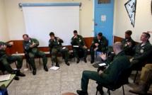 La patrouille de France prépare le saison des meetings sur la base de Ventiseri-Solenzara