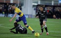 Le GFCA tombe de haut face à Sochaux (0-2)