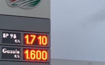 Le prix des carburants bat un nouveau record en Corse