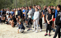 Jeux des Iles : préparation porto-vecchiaise