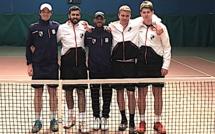 Tennis club de Miomo : Première victorieuse en National 3
