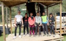 Sport de pleine nature : Une formation dans la vallée du Cavu