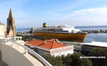 Transports maritimes Corse-Marseille : le  Conseil d'État examine le recours de Corsica Ferries