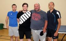 Tennis de table : L'Entente Porto-Vecchio - Bonifacio championne de Corse