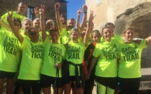 Le Bastia Running Trail en force à Blaye