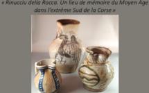 Sartene : Rinuccio della Rocca,  un « lieu de mémoire » du Moyen Âge dans l'extrême sud de la Corse