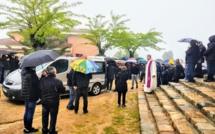 Foule immense à Santa Reparata di Balagna pour accompagner Antò Francisci à sa dernière demeure