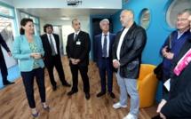 J2 de la visite d'Agnès Buzyn en Corse. La psychiatrie et la santé mentale devraient disposer de plus de moyens