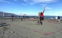 Furiani : Beach-tennis en folie jusqu'à dimanche !