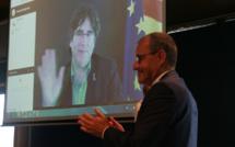 Les députés  indépendantistes catalans interdits d'entrée au Parlement européen : Les réactions de Femu a Corsica et Corsica Libera