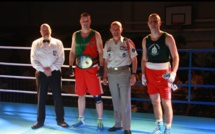 Immense succès à Calvi de la réunion de boxe inter Légion Étrangère