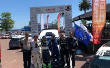 Jean-Mathieu Léandri - Fabrice Gordon (Skoda Fabia R5) remportent la 49e édition de la Ronde de la Giraglia