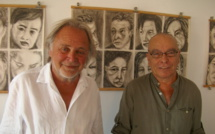 Bastia : la belle expo de Marco Paccosi au Perchoir