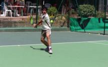 Championnats de Corse de Tennis à Calvi sous une chaleur suffocante