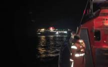 Le SNSM de Porto-Vecchio au secours d'un marin blessé