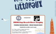 """La station SNSM d'Ajaccio fête la mer avec une """"Beach race"""""""