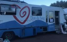 Don du sang : 4 jours pour reconstituer les réserves à Bastia