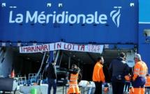 Core In Fronte apporte son soutien aux salariés, marins et sédentaires, de La Méridionale
